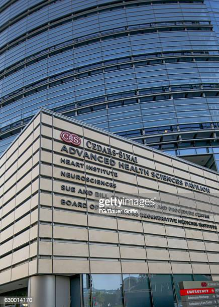 Cedars Sinai Hospital Pictures and Photos - Getty Images