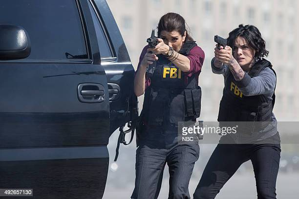 "Cede Your Soul"" Episode 106 -- Pictured: Audrey Esparza as Tasha Zapata, Jaimie Alexander as Jane Doe --"