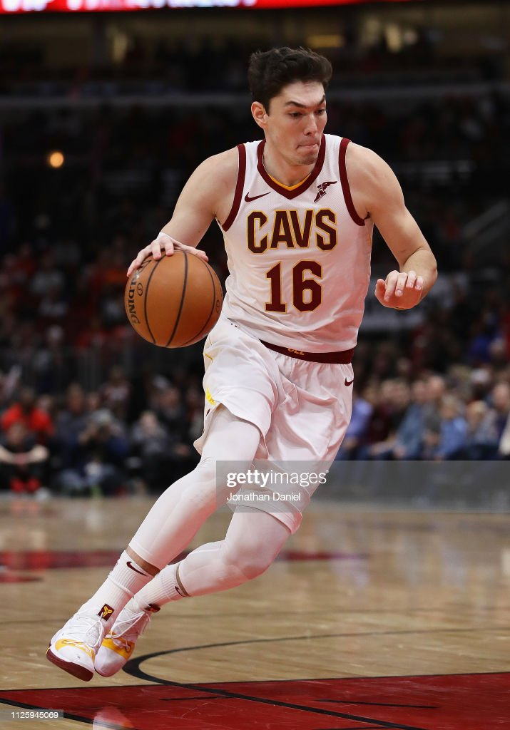 Cleveland Cavaliers v Chicago Bulls : News Photo