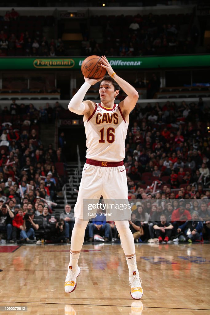 Cleveland Cavaliers v Chicago Bulls : News Photo