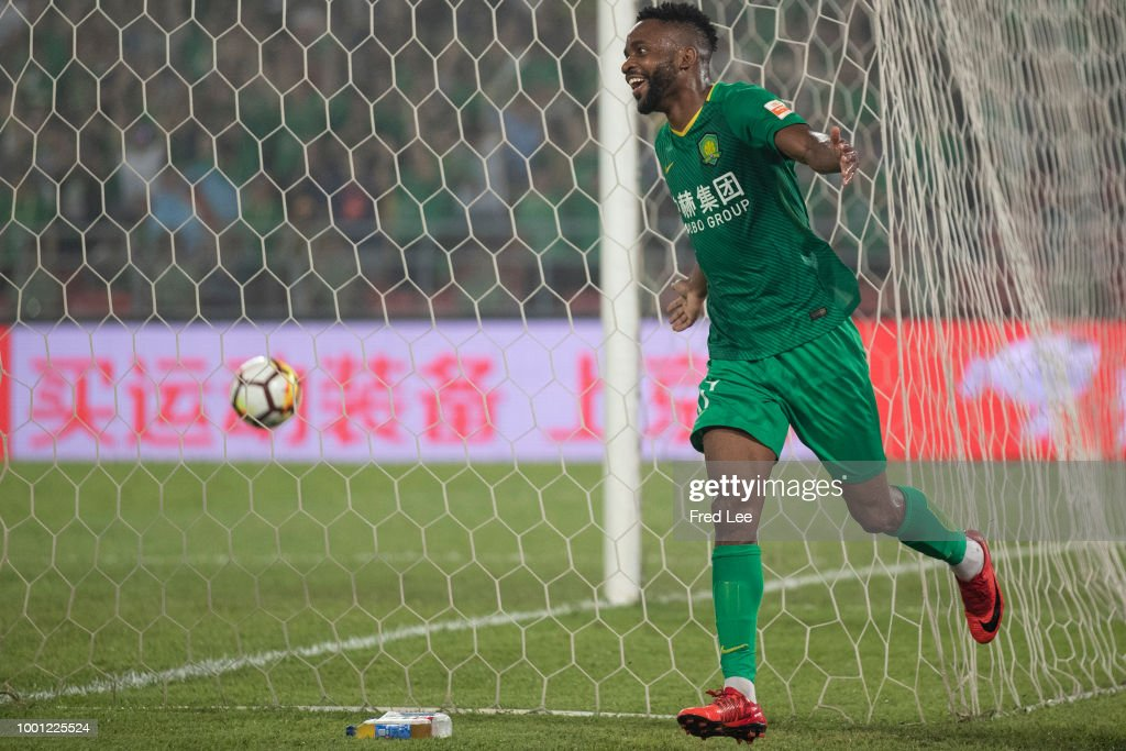 Beijing Guoan v  Henan Jianye - 2018 Chinese Super League