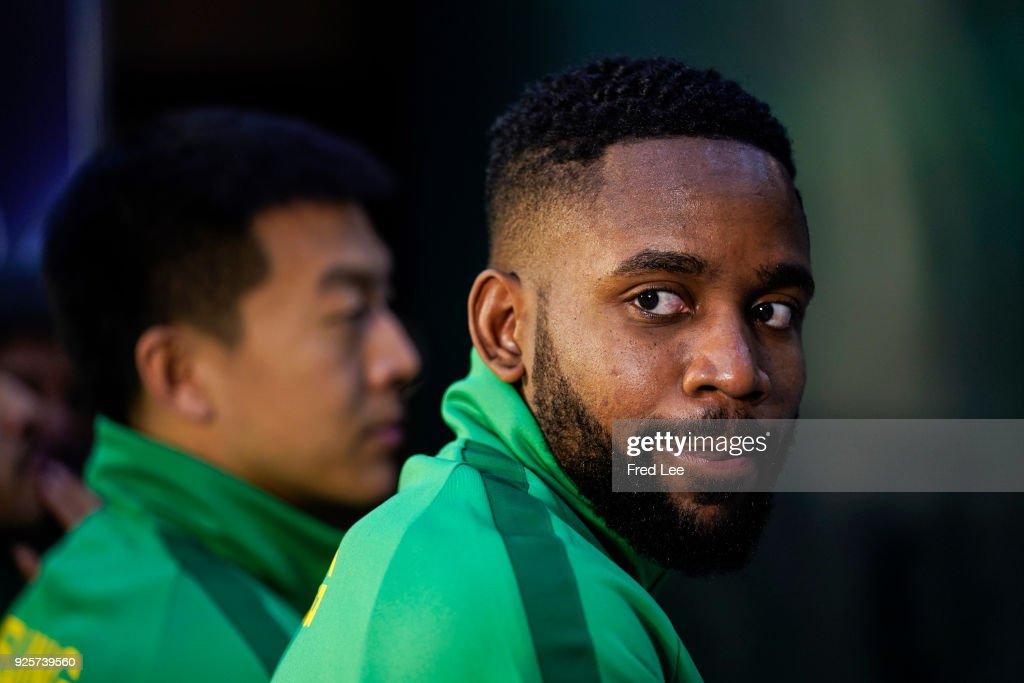 Beijing Guoan Football Club Media Call