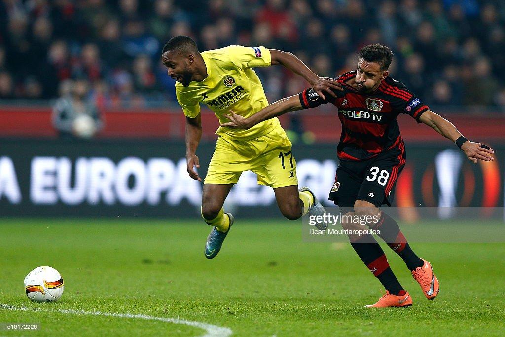 Bayer Leverkusen v Villarreal CF - UEFA Europa League Round of 16: Second Leg