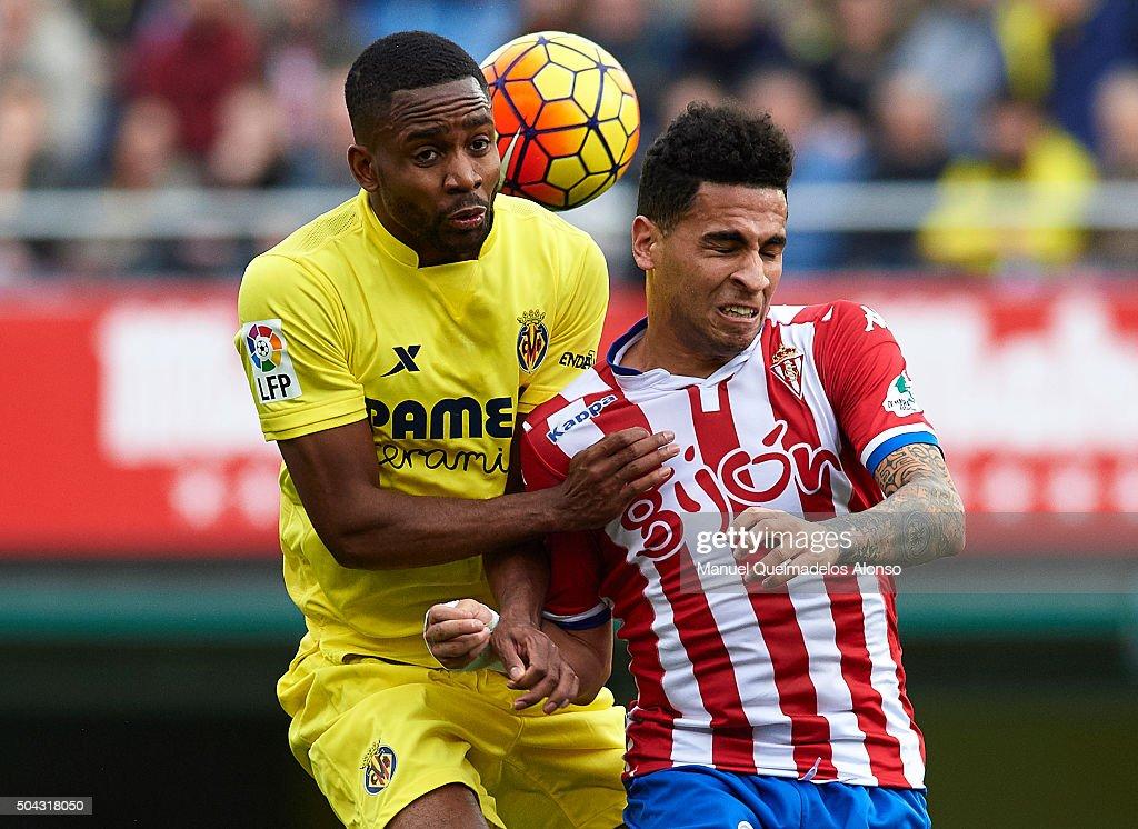 Villarreal CF v Sporting Gijon - La Liga : News Photo