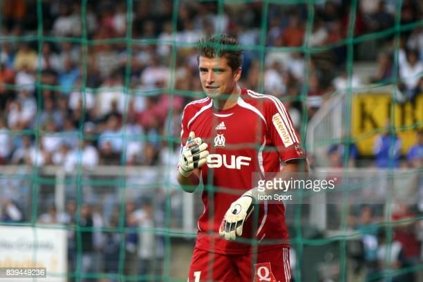 Cedric CARRASSO Auxerre / Marseille 3e journee Ligue 1