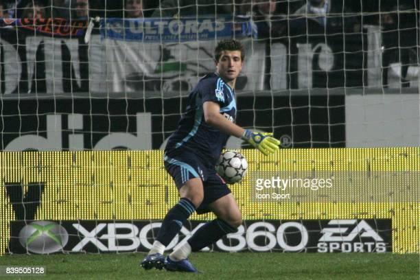 Cedric CARRASSO Marseille / Saint Etienne 19eme Journee de Ligue 1