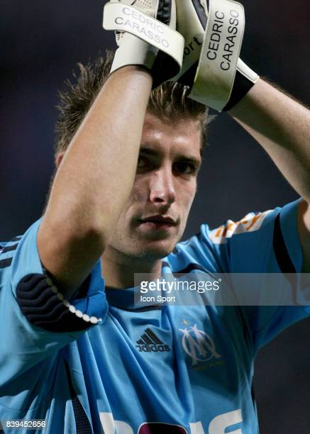 Cedric CARRASSO Marseille / Rennes 2eme journee de Ligue 1