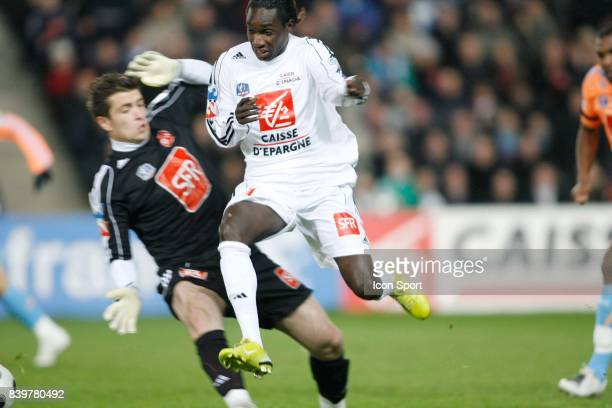 Cedric CARRASSO / Papa N'DOYE Carquefou / Marseille 8eme de finale de la coupe de France