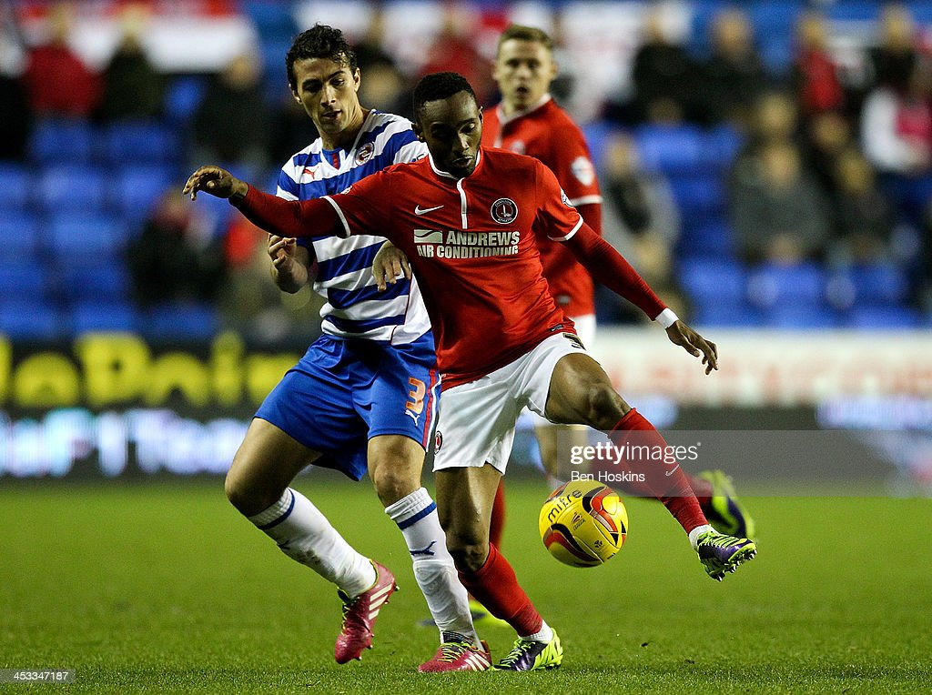 Reading v Charlton Athletic - Sky Bet Championship