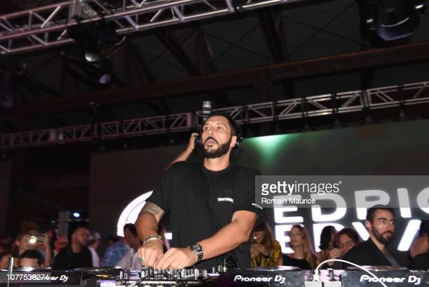 Cedric Gervais perform at InList Presents 'Royal Racer' Art Basel Kickoff Party For Moishe Mana's Birthday With Cedric Gervais Lance Bass Miguel...