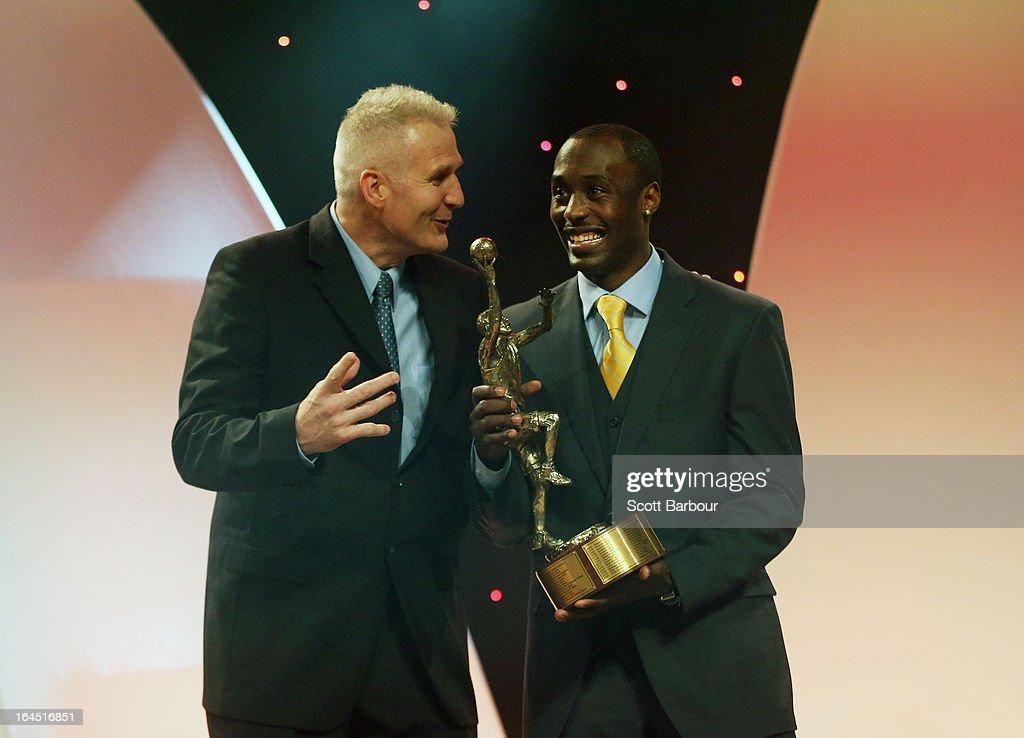 2013 Basketball Australia MVP Awards : News Photo