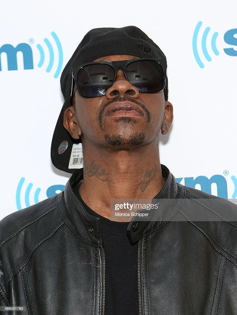 Celebrities Visit SiriusXM Studios - April 2, 2015