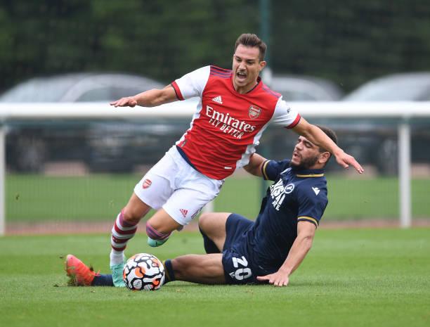 GBR: Arsenal v Millwall: Pre-Season Friendly