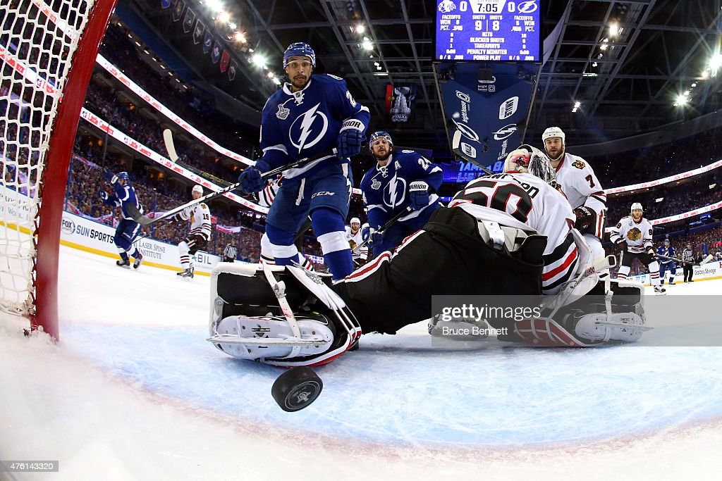 2015 NHL Stanley Cup Final - Game Two