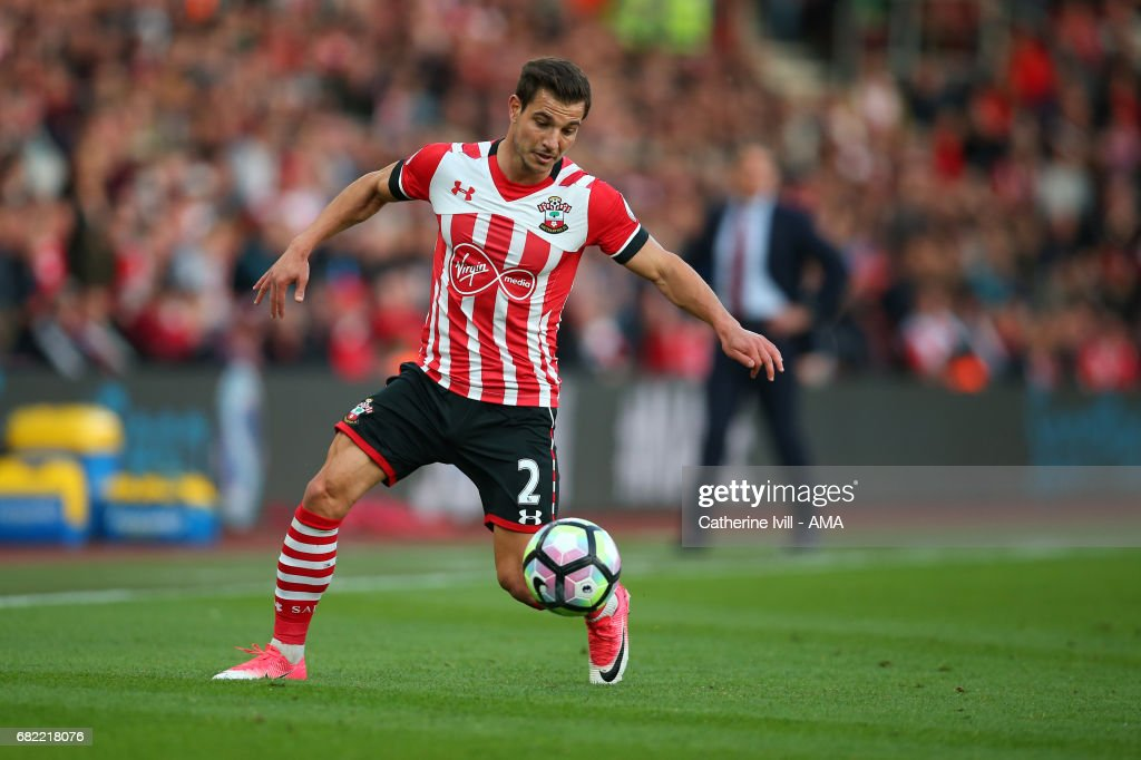 Southampton v Arsenal - Premier League : News Photo