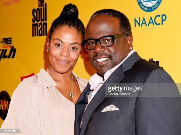 Cedric the Entertainer and Lorna Wells attend TV Land and ...