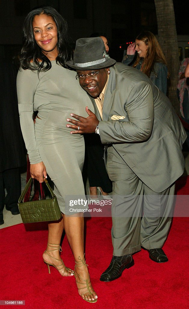 Cedric the Entertainer and wife Lorna Wells during ...Lorna Wells