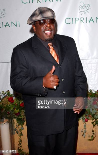 Cedric The Entertainer arrives to Sean 'P Diddy' Combs Royal Birthday Ball held at Cipriani New York City