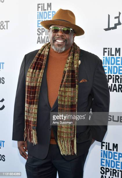 Cedric the Entertainer attends the 2019 Film Independent Spirit Awards on February 23 2019 in Santa Monica California