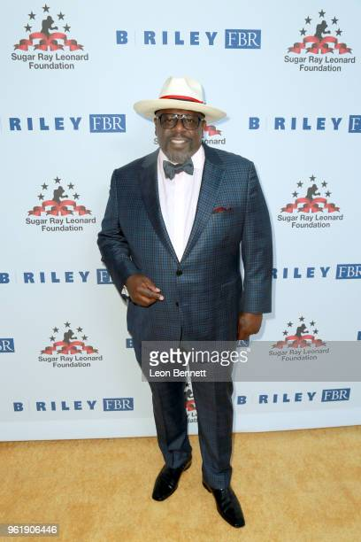 Cedric the Entertainer attends the Sugar Ray Leonard Foundation 9th Annual Big Fighters Big Cause Charity Boxing Night presented by B Riley FBR Inc...