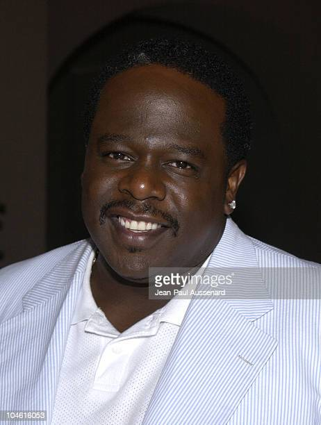 Cedric the Entertainer during Fox Broadcasting Summer 2002 Press Tour Day 1 at Ritz Carlton Hotel in Pasadena California United States