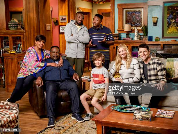 Cedric the Entertainer, Max Greenfield, Beth Behrs, Tichina Arnold, Sheaun McKinney, Marcel Spears and Hank Greenspan star in the hit comedy THE...