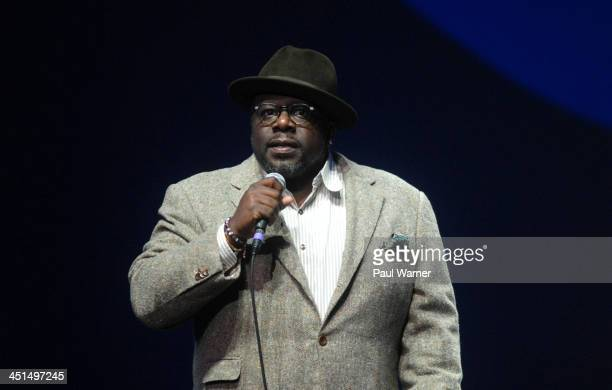 Cedric The Entertainer performs at The Soundboard Motor City Casino on November 21 2013 in Detroit Michigan