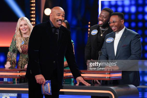 """Cedric The Entertainer vs. Wayne Brady and The Hills: New Beginnings vs. Jersey Shore: Family Vacation"""" - Television host and comedian Wayne Brady..."""