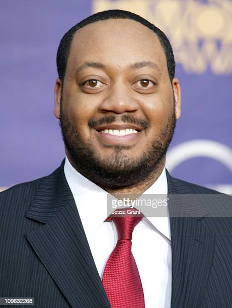 Cedric Yarbrough 12556_JG_0048jpg during 2006 TNT Black Movie Awards Arrivals at Wiltern Theatre in Los Angelses California United States