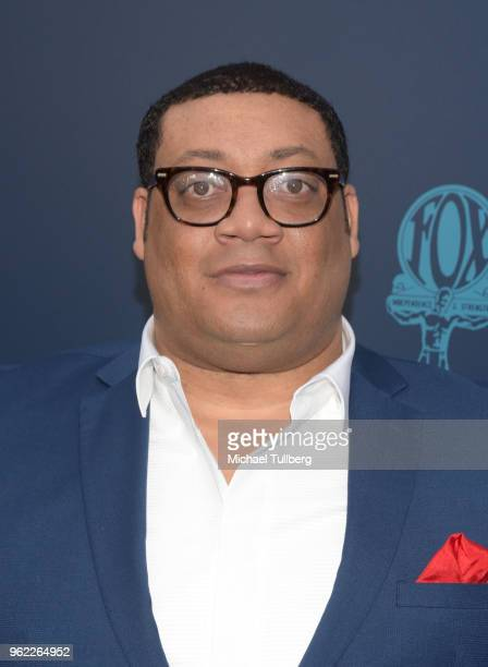 Cedric Yarbrough attends the 20th Century Fox 2018 LA Screenings Gala at Fox Studio Lot on May 24 2018 in Century City California