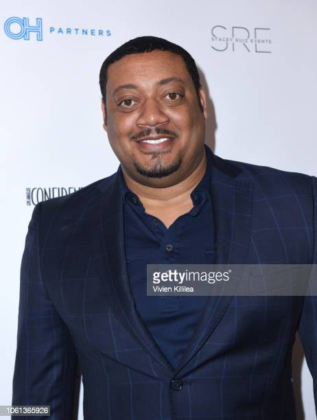 Cedric Yarbrough attends the 2nd Annual Childhelp Hollywood Heroes Benefit on November 13 2018 in Los Angeles California