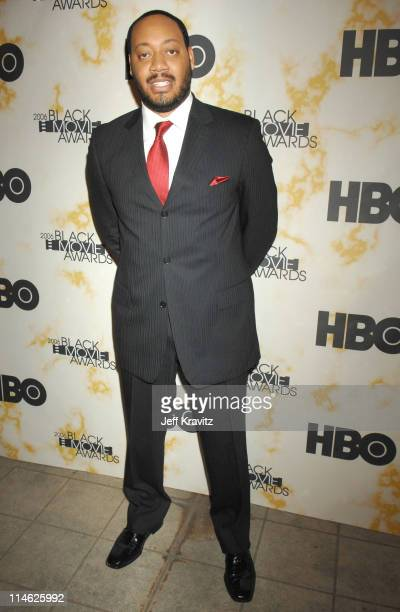 Cedric Yarbrough during 2006 TNT Black Movie Awards HBO After Party in Los Angeles California United States