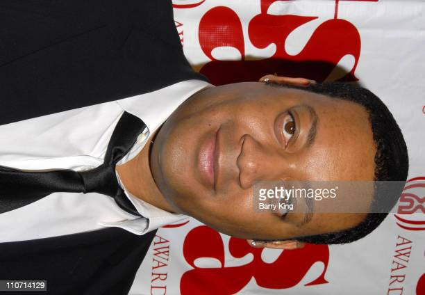 Cedric Yarbrough during 2007 Tourette Syndrome Charity Benefit with Cipes and The People in Concert June 27 2007 at Mood in Hollywood CA United States