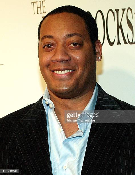 Cedric Yarbrough during The Boondocks Los Angeles Series Launch Party at Mood in Hollywood California United States