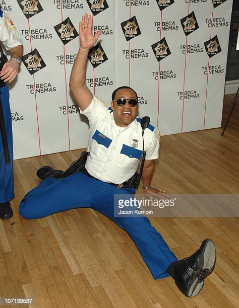"Cedric Yarbrough during The Tribeca Cinema Series Hosts a Special Screening of ""Reno 911!: Miami"" - February 21, 2007 at Tribeca Cinemas Gallery in..."