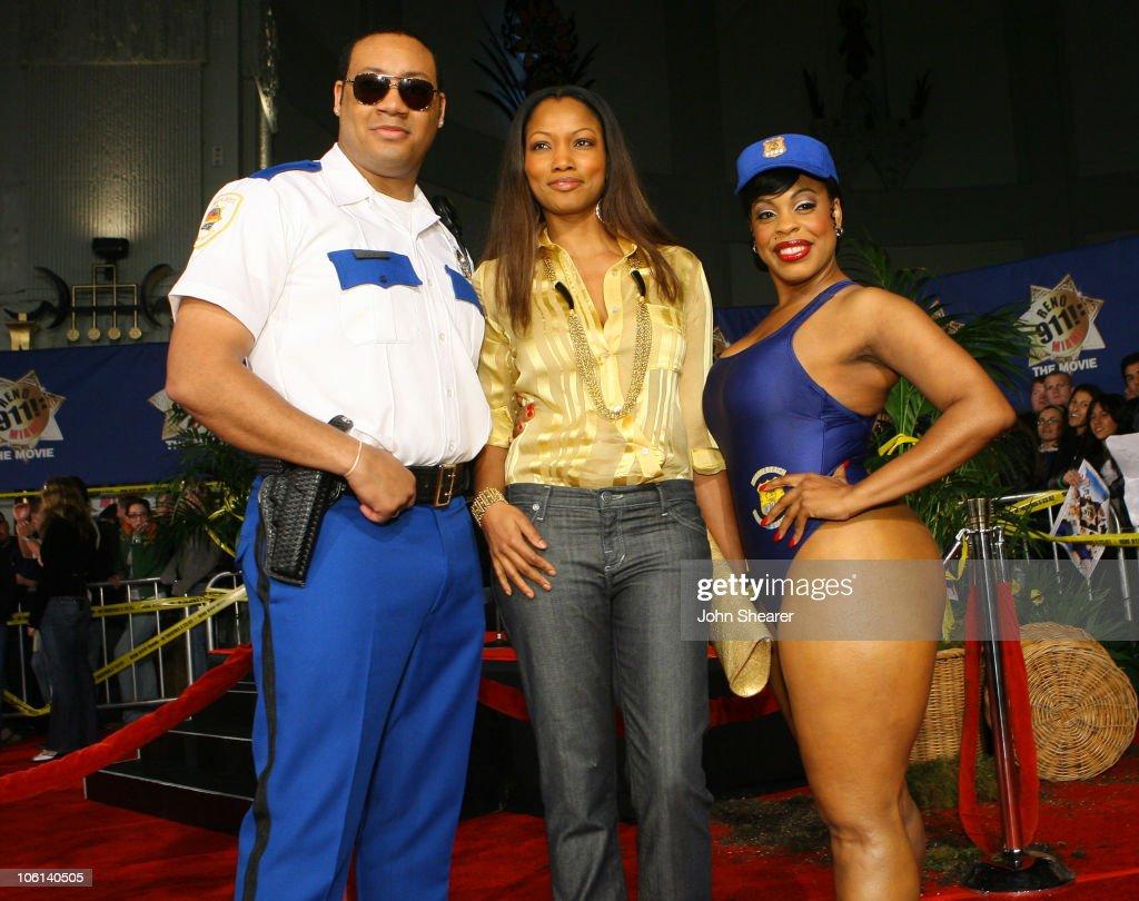 """Reno 911!: Miami"" Los Angeles Premiere - Red Carpet : News Photo"