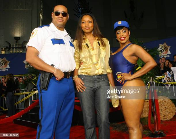 Cedric Yarbrough Garcelle Beauvais and Niecy Nash