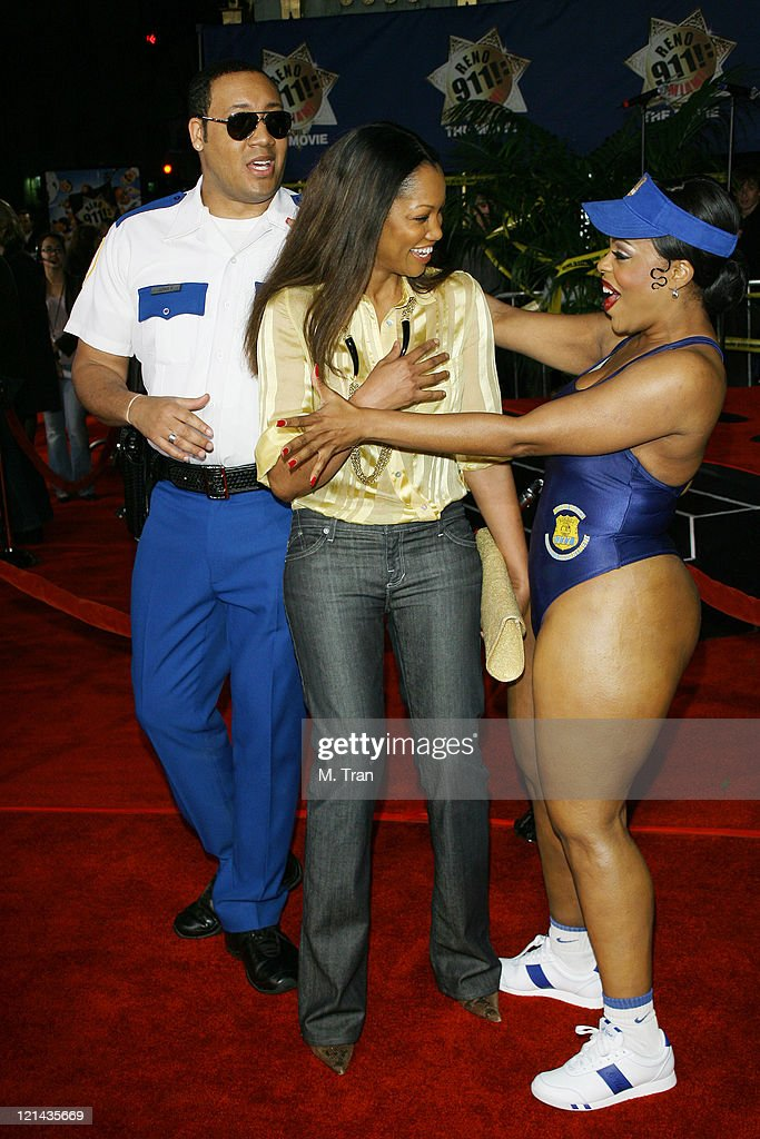 Reno 911!: Miami Los Angeles Premiere - Arrivals : News Photo