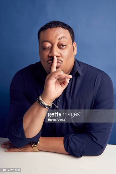 Cedric Yarbrough of ABC's 'Speechless' poses for a portrait during the 2018 Summer Television Critics Association Press Tour at The Beverly Hilton...