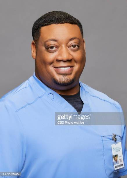 Cedric Yarbrough of the CBS series CAROL'S SECOND ACT