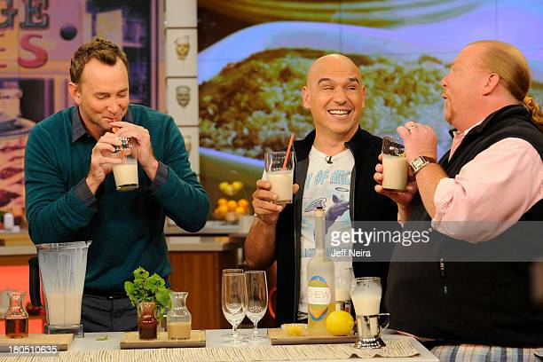THE CHEW Cee Lo Green is a guest on The Chew The Chew airs MONDAY FRIDAY on the Walt Disney Television via Getty Images Television Network BATALI