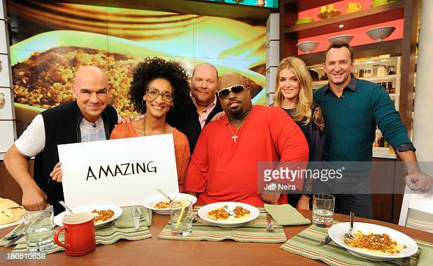 THE CHEW Cee Lo Green is a guest on The Chew The Chew airs MONDAY FRIDAY on the Walt Disney Television via Getty Images Television Network KELLY