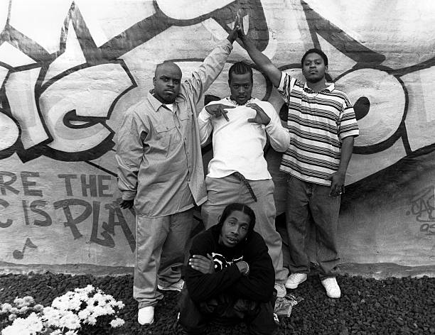 Goodie Mob In Chicago