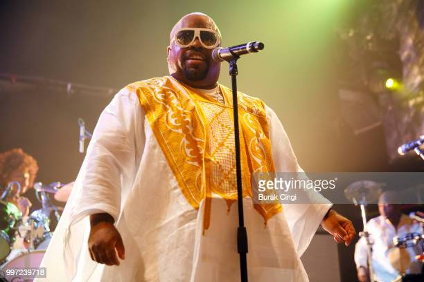 CeeLo Green performs at O2 Academy Islington on July 12 2018 in London England