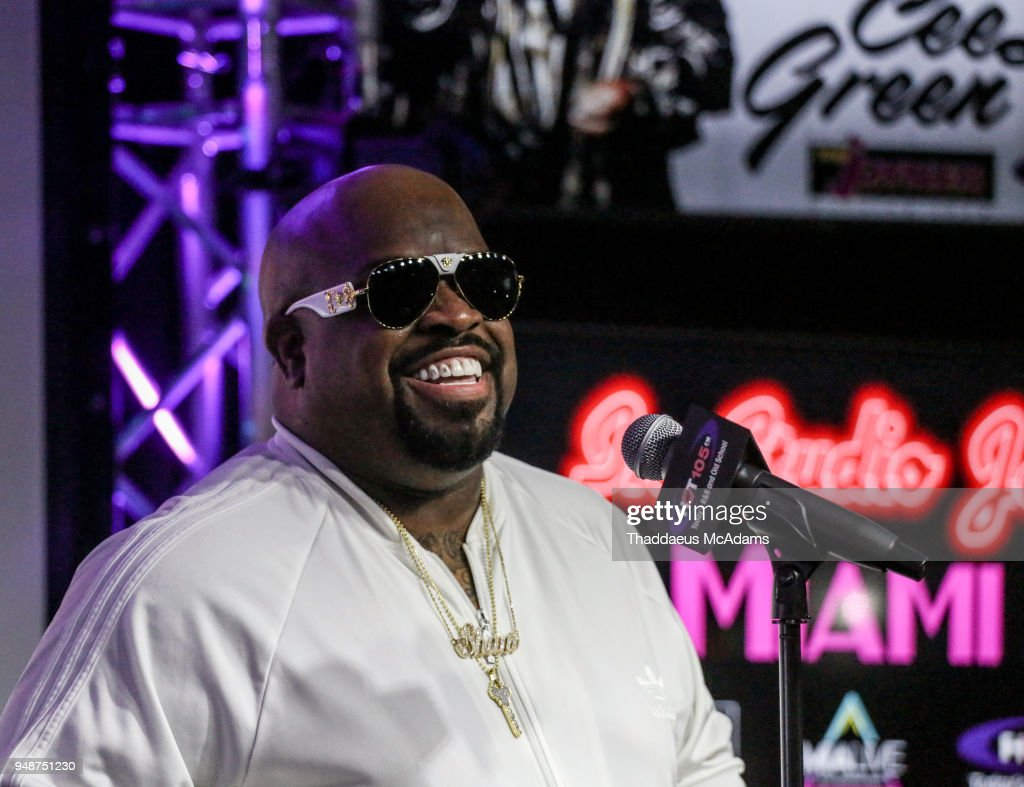 Cee-Lo Green In Concert - Miami, Florida
