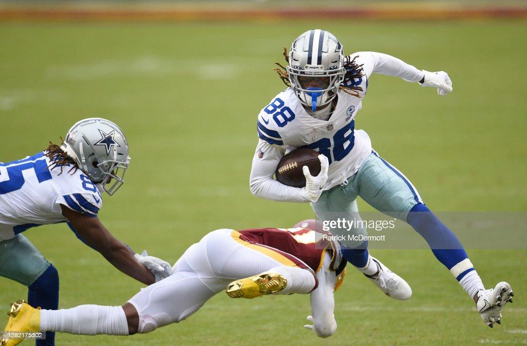 Dallas Cowboys v Washington Football Team : ニュース写真