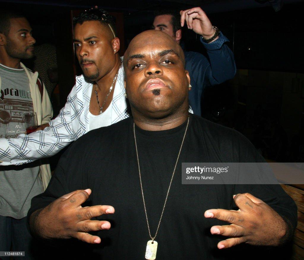 Ne-Yo, Big Gipp, Cee-Lo, Floyd Mayweather and Cyndi Lauper Sightings at Lotus