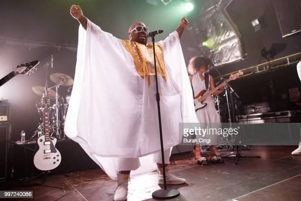 CeeLo Green performs at O2 Academy Islington on July 12, 2018 in London, England.