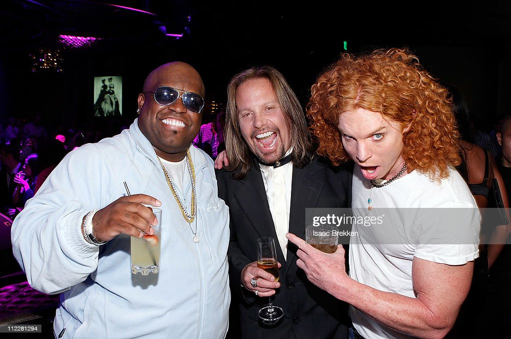 Ceelo Green Performs At The Grand Opening Of Gallery Nightclub In Las Vegas