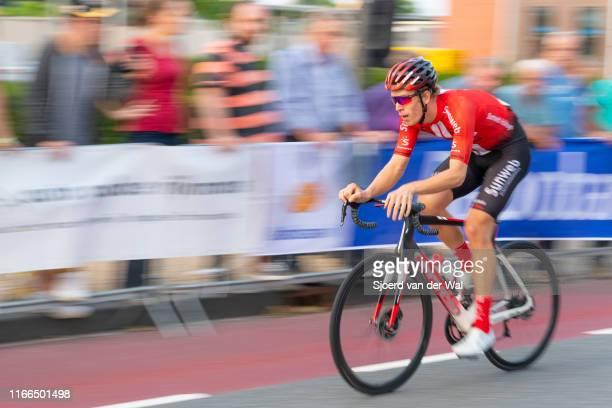 Cees Bol of the Netherlands and Team Sunweb during the 2019 Spektakel van Steenwijk on August 6, 2019 in Steenwijk,Netherlands.